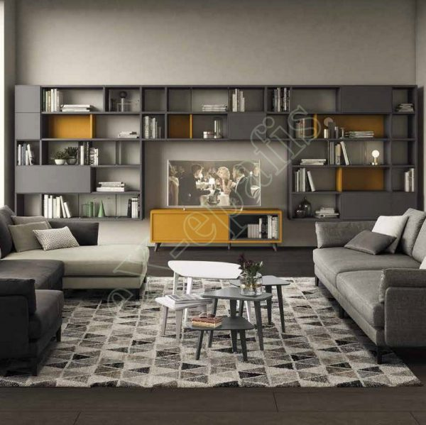 Wall Unit Living Room Colombini Golf L102