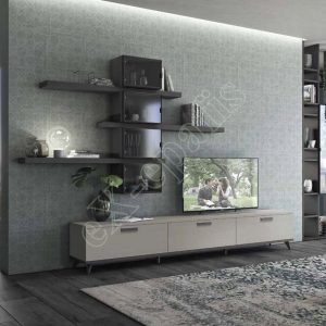 Wall Unit Living Room Colombini Golf L107