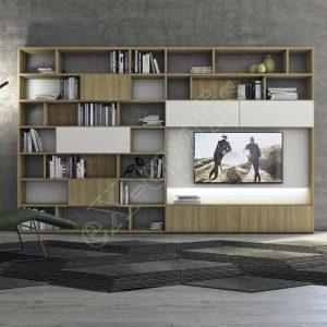 Wall Unit Living Room Colombini Golf L108