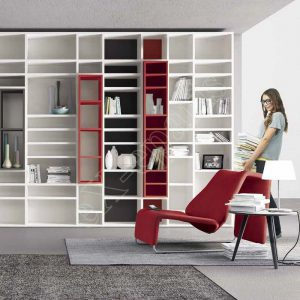 Wall Unit Living Room Colombini Golf L109