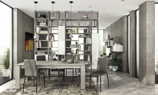 Wall Unit Living Room Colombini Golf L110
