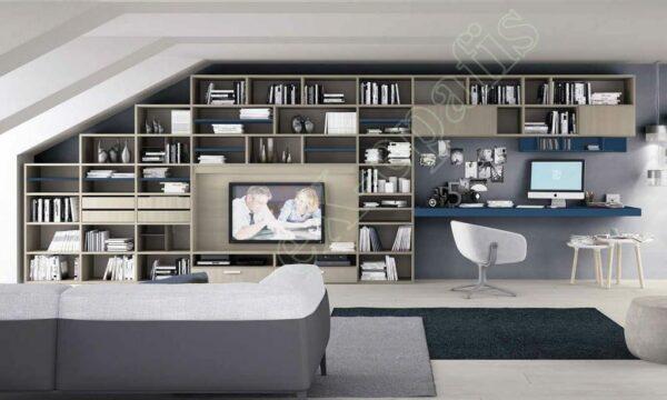 Wall Unit Living Room Colombini Golf L113
