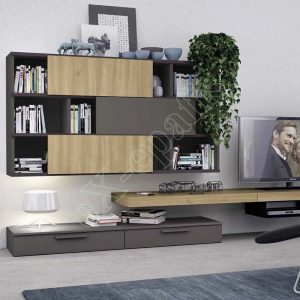 Wall Unit Living Room Colombini Golf L120