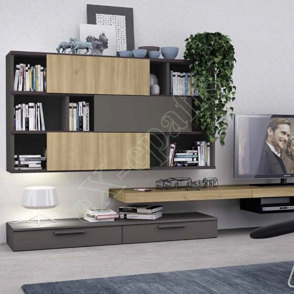 Wall Unit Living Room Colombini Golf L120