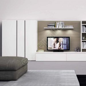 Wall Unit Living Room Colombini Golf L122