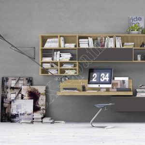 Wall Unit Living Room Colombini Golf L129