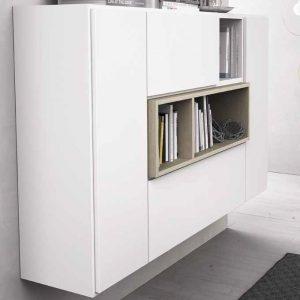 Wall Unit Living Room Colombini Golf L131