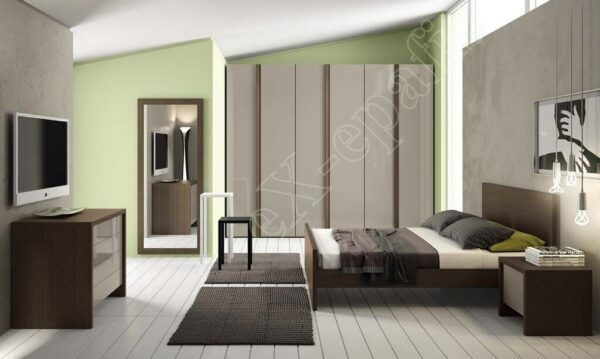 Bedroom Set Colombini Volo M01