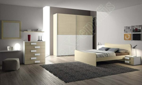 Bedroom Set Colombini Volo M08