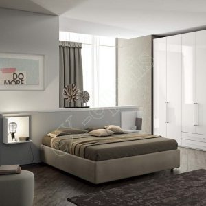 Bedroom Set Colombini Volo M10