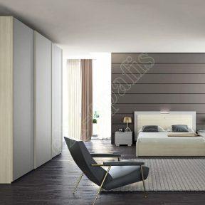 Bedroom Set Colombini Volo M11