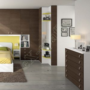 Bedroom Set Colombini Volo M12