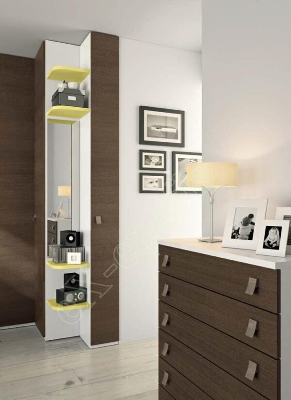 Bedroom Set Colombini Volo M12
