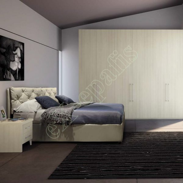 Bedroom Set Colombini Volo M13
