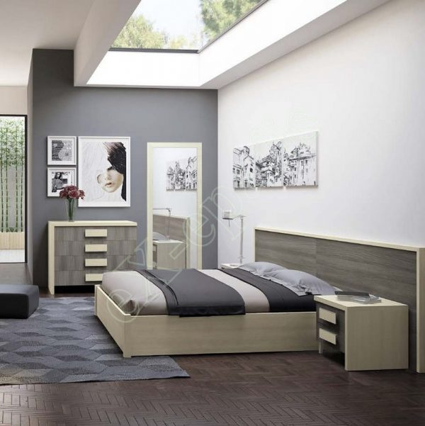 Bedroom Set Colombini Volo M16