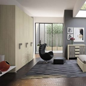 Bedroom Set Colombini Volo M16