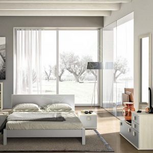 Bedroom Set Colombini Volo M18