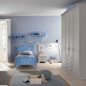 Kids Bedroom Colombini Arcadia AC101
