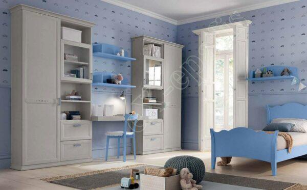Kids Bedroom Colombini Arcadia AC101