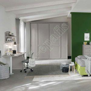Young Bedroom Colombini Arcadia AC102