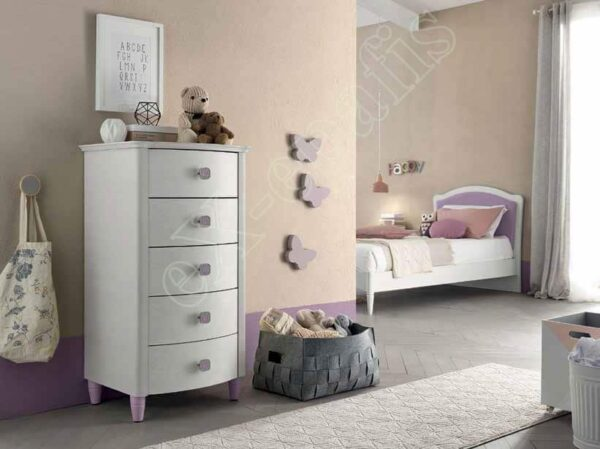 Kids Bedroom Colombini Arcadia AC103