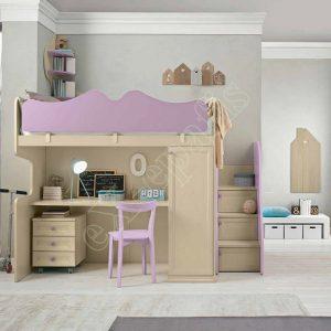 Kids Bedroom Colombini Arcadia AC113