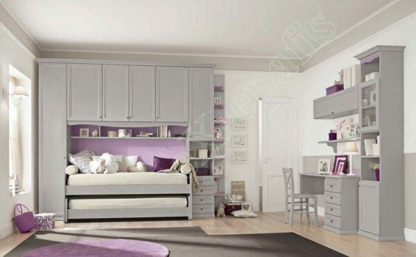 Kids Bedroom Colombini Arcadia AC119