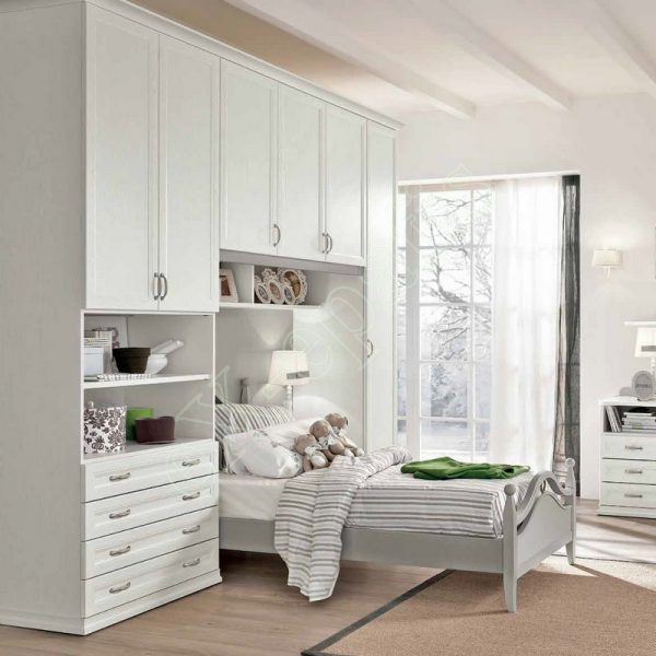 Kids Bedroom Colombini Arcadia AC120