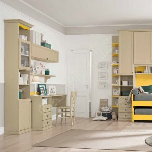Kids Bedroom Colombini Arcadia AC123