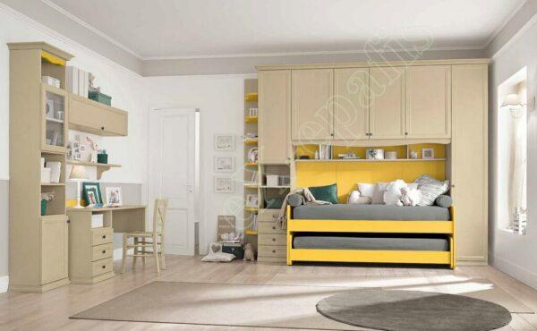 Kids Bedroom Colombini Arcadia AC123