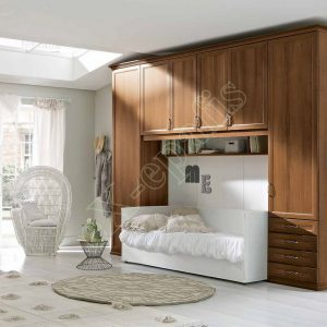 Kids Bedroom Colombini Arcadia AC125