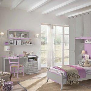Kids Bedroom Colombini Arcadia AC128