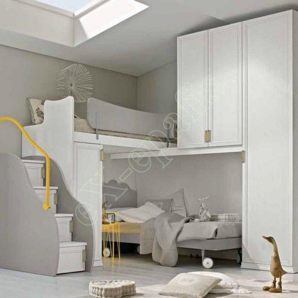 Kids Bedroom Colombini Arcadia AC131