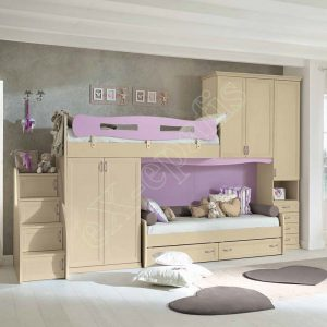 Kids Bedroom Colombini Arcadia AC133