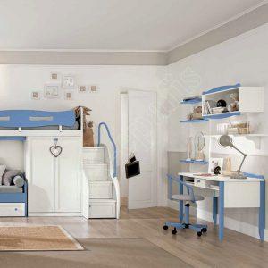 Kids Bedroom Colombini Arcadia AC134