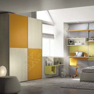Young Bedroom Colombini Volo C02