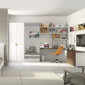 Young Bedroom Colombini Volo C03