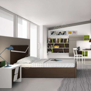 Young Bedroom Colombini Volo C05