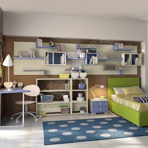 Kids Bedroom Colombini Volo C10