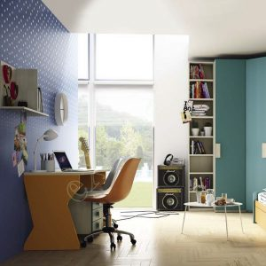Kids Bedroom Colombini Volo C14