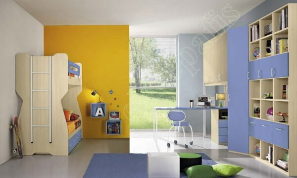 Kids Bedroom Colombini Volo C21