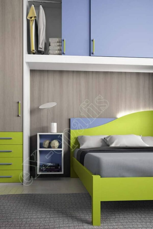Young Bedroom Colombini Volo C22