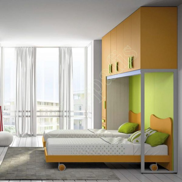 Kids Bedroom Colombini Volo C25