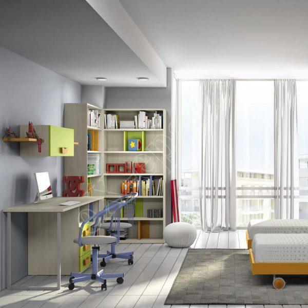 Kids Bedroom Colombini Volo C25