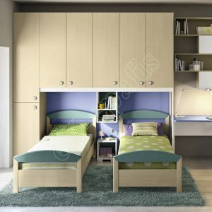 Kids Bedroom Colombini Volo C30