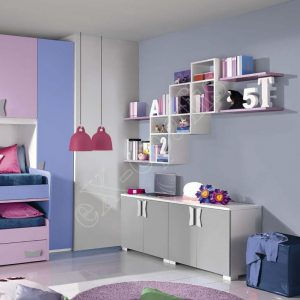 Kids Bedroom Colombini Volo C31