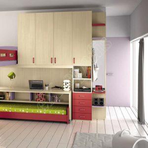 Kids Bedroom Colombini Volo C35