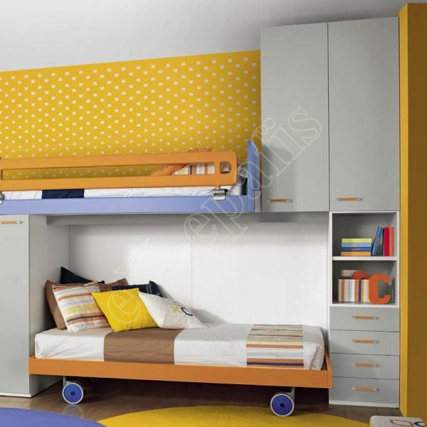 Kids Bedroom Colombini Volo C36