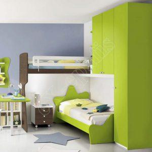 Kids Bedroom Colombini Volo C38