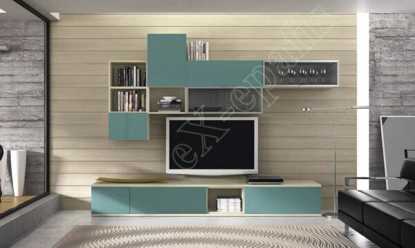 Wall Unit Set Colombini Volo S02